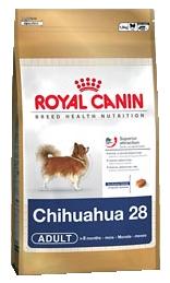 Royal Canin Breed Chihuahua 28 Adult - Royal Canin Breed Chihuahua 28 Adult - 1,5 kg