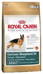 Royal Canin Breed German Shepherd 24 Adult - Royal Canin Breed German Shepherd 24 Adult - 3 kg