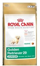 Royal Canin Breed Golden Retriever 29 Junior - Royal Canin Breed Golden Retriever 29 Junior - 3 kg