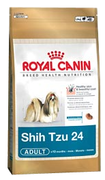 Royal Canin Breed Shih Tzu 24 Adult - Royal Canin Breed Shih Tzu 24 Adult - 1,5 kg