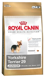 Royal Canin Breed Yorkshire Terrier 29 Junior - Royal Canin Breed Yorkshire Terrier 29 Junior - 0,5 kg