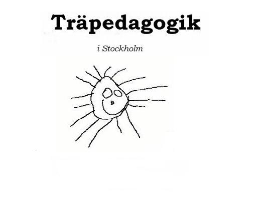 Träpedagogik fyrkantig logo