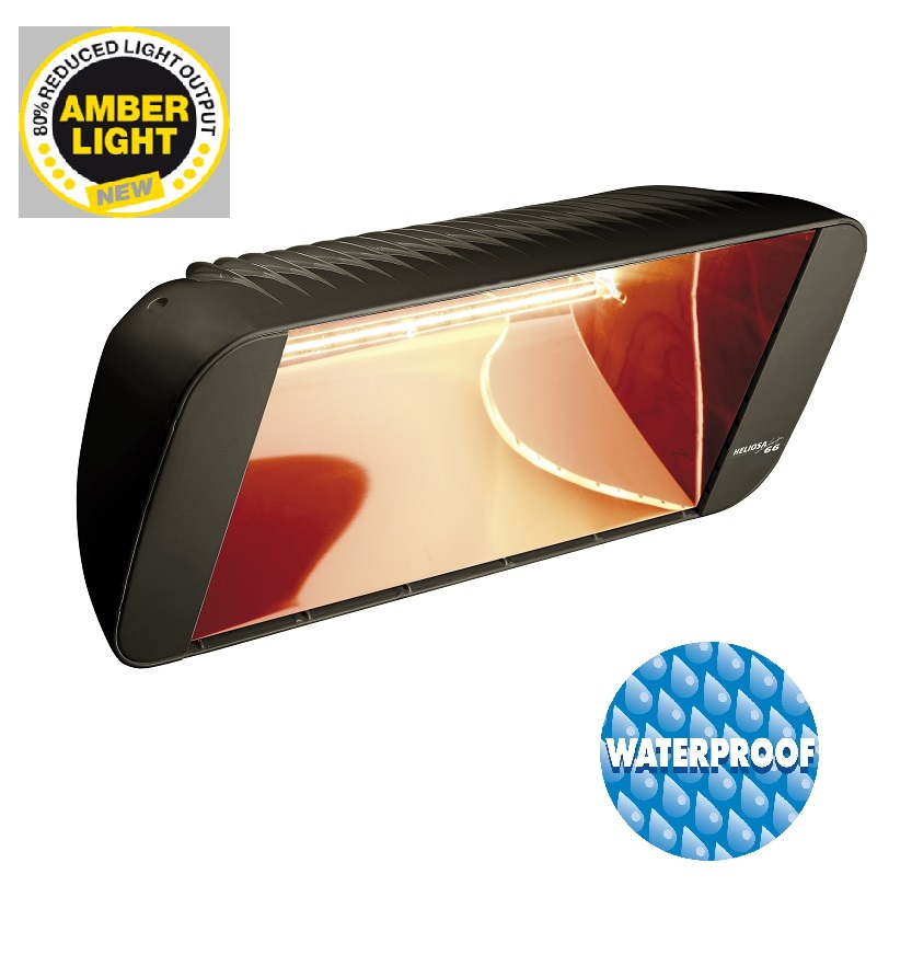 Heliosa 66 Amber-Light antracit