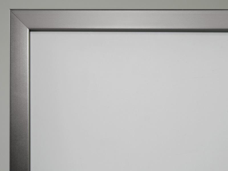 Aluram 10mm Titan rektangulär
