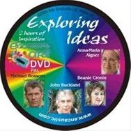 Encaustic Art - Instruktion DVD - Exploring Ideas (Beställningsvara)