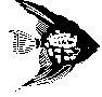 Encaustic Art - Stämpel - Havsängel -