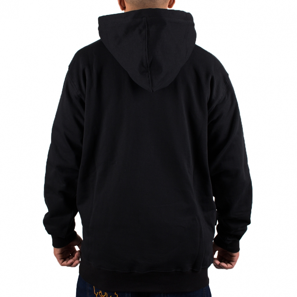 Wu-Wear Wu-Tang Clan NY Killa Bee Hoodie - black