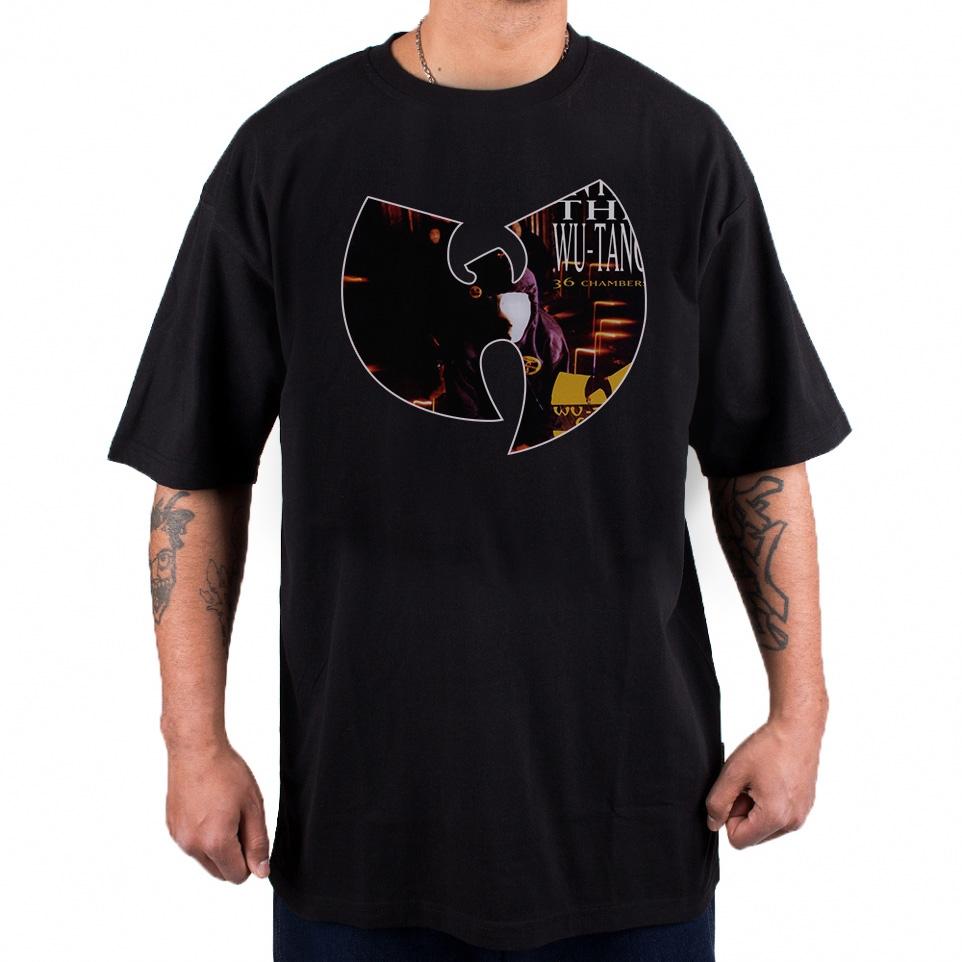 Wu-Wear Enter the WU-Tang 36 chambers T-Shirt - black