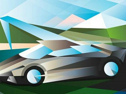 Årets bilmässa i Geneve