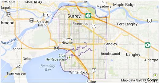 Surrey ställ krav på bensinstationerna