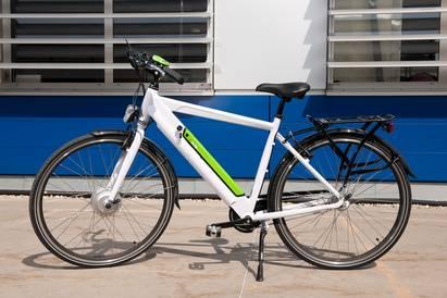IKEA elcykel