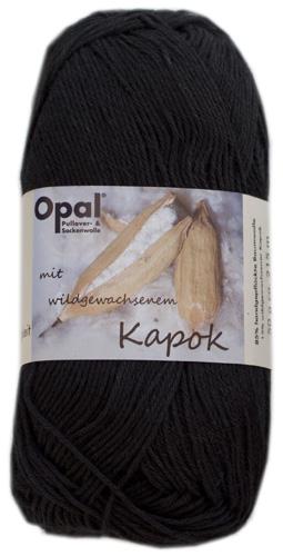 Kapok svart 1802