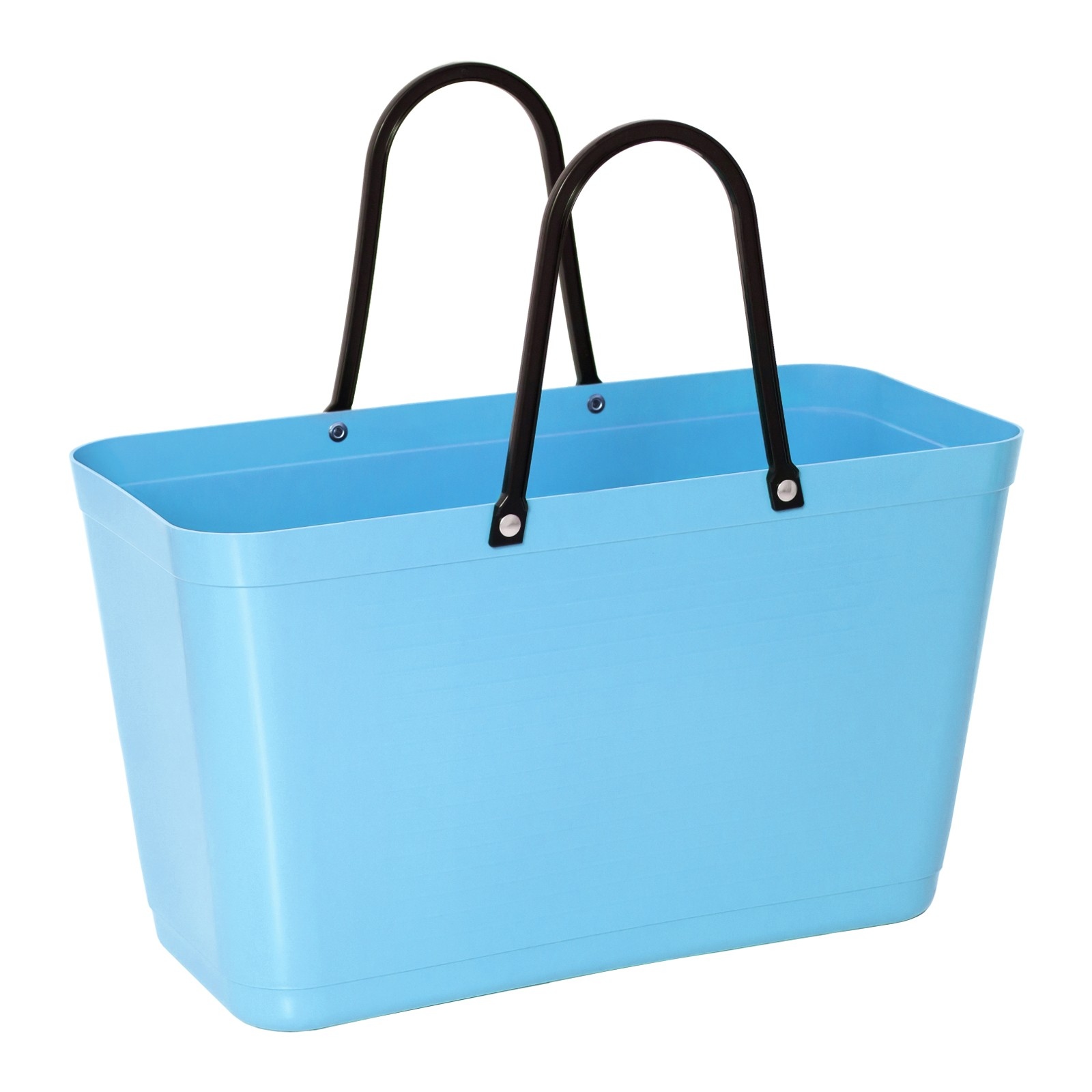 hinza 054-hinza-bag-large-light-blue-green-plastic