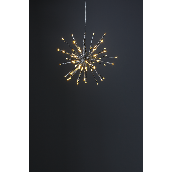 star firework silver