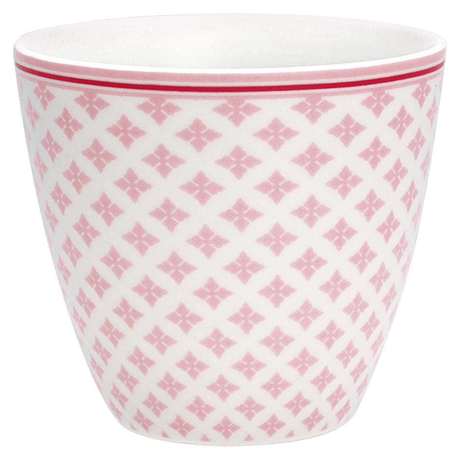 GreenGate Lattemugg Sasha Pale Pink