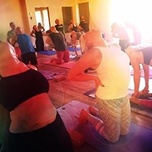 Nybörjarkurs i Halmstad på Yogainstitutet i Halmstad