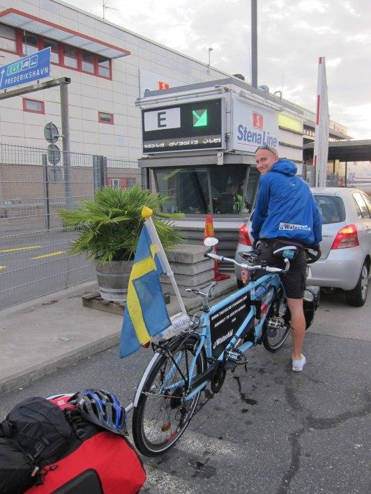 Sverige (Augusti) - En välbehövd mellanlandning i världens bästa land!