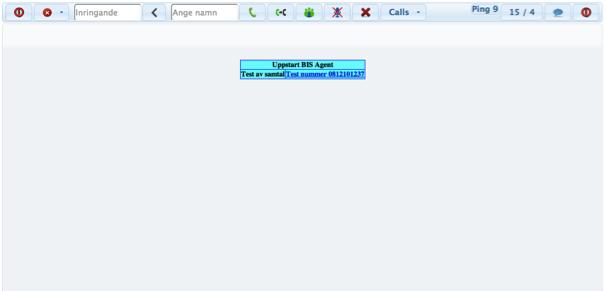 Applion webbased CC