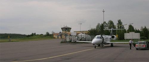 Karlskoga Flygplats