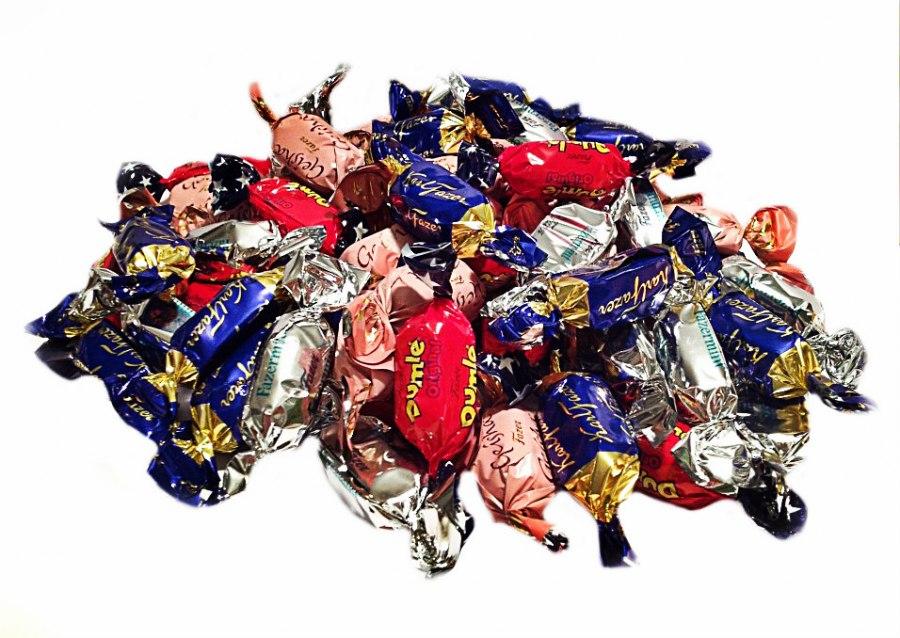 Chokladlådan mix XXL