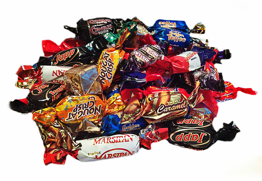 Chokladlådan twist