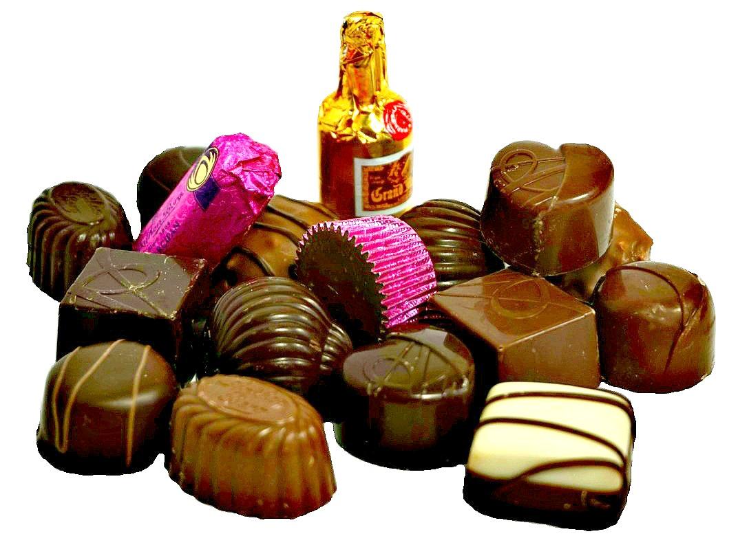 Anthon Berg Guld 200g chokladpraliner bild praliner ur ask