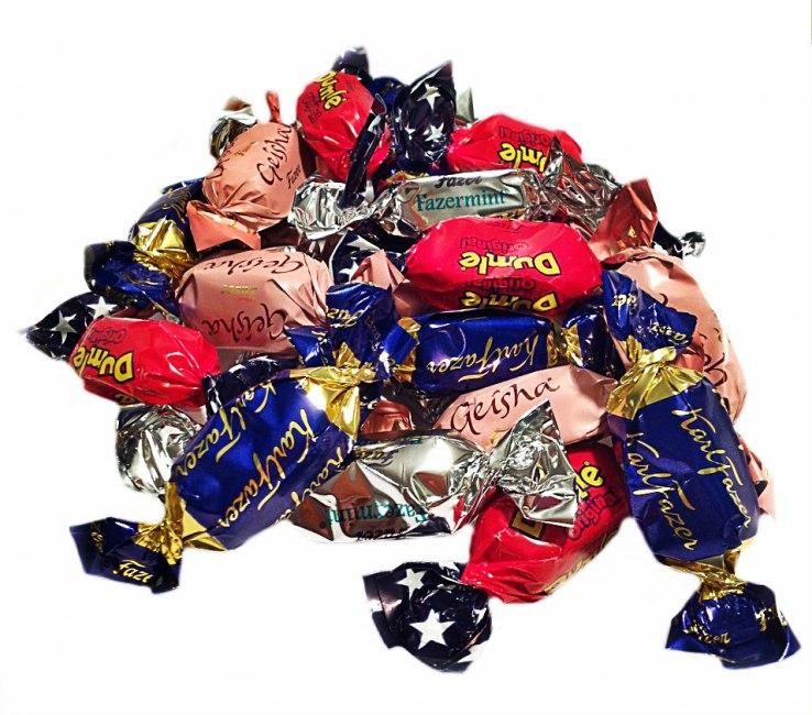 Chokladlådan mix