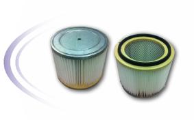 Filterpatroner för Centraldammsugare, Ø190/Ø326 - Filterpatroner Ø190x150