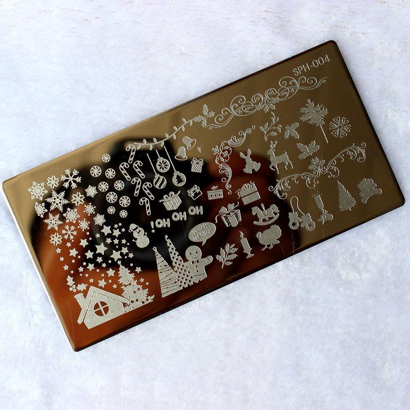 Stamp Happy Xmas 3