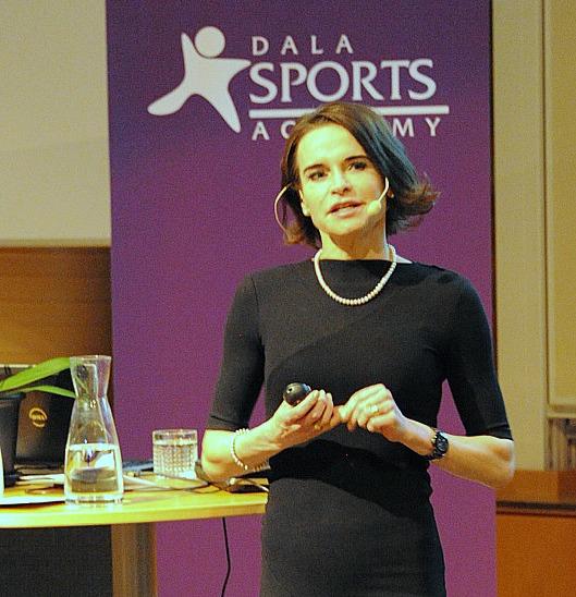 Maria Strømme, professor i nanoteknologi.