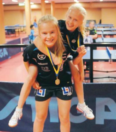 Alma och Alexandra Rööse.