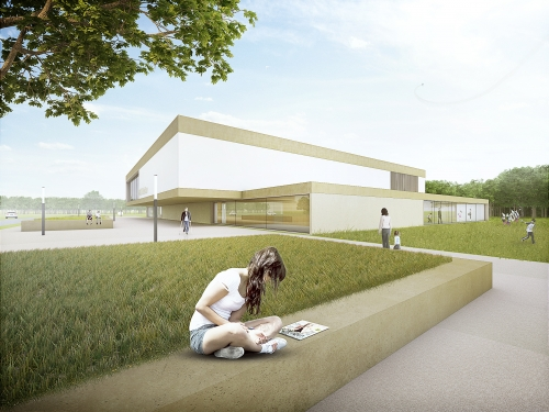 Anläggningen i Krakow, Polen kommer göra avsteg från det vanliga 2521-konceptet. Här kommer det att finnas en 6 banors bassäng som är 25 meter lång. Dessutom har man adderat en undervisningtsbassäng som är 12 x 8 meter samt en avslappningsbassäng och bubbelpooler Detta plus en del annat som finns i ett vanligt modernt badhus - finns i just denna lösningen av konceptet.