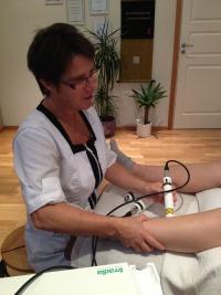 laserbehandling benhinna