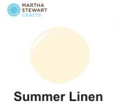 Hobbyfärg sidenmatt Summer Linen -