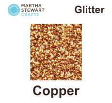 Hobbyfärg glitter Copper -