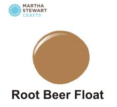 Hobbyfärg matt Root Beer Float -